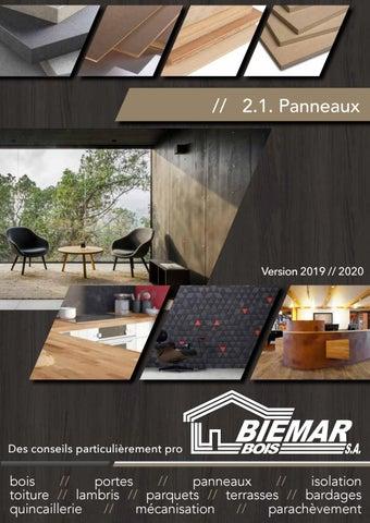 21 Panneaux By Biemar Issuu