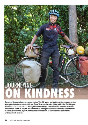 Page 26 of Globetrotters: Journeying on Kindness