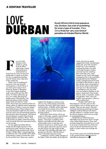 Page 28 of Love, Durban