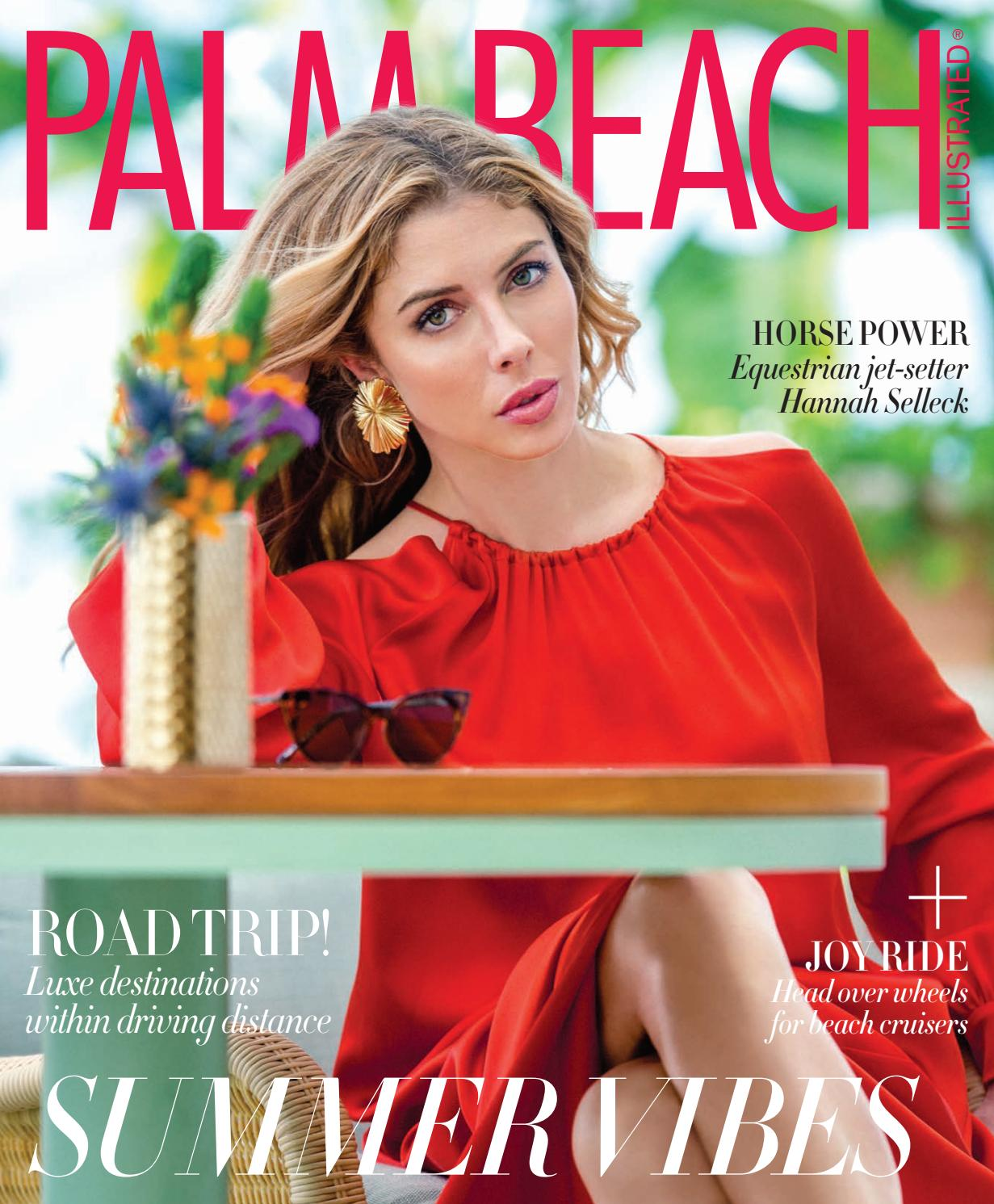 Palm Beach Illustrated July August 2019 By Palm Beach Media Group Issuu
