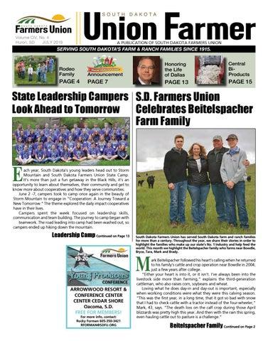 July Union Farmer