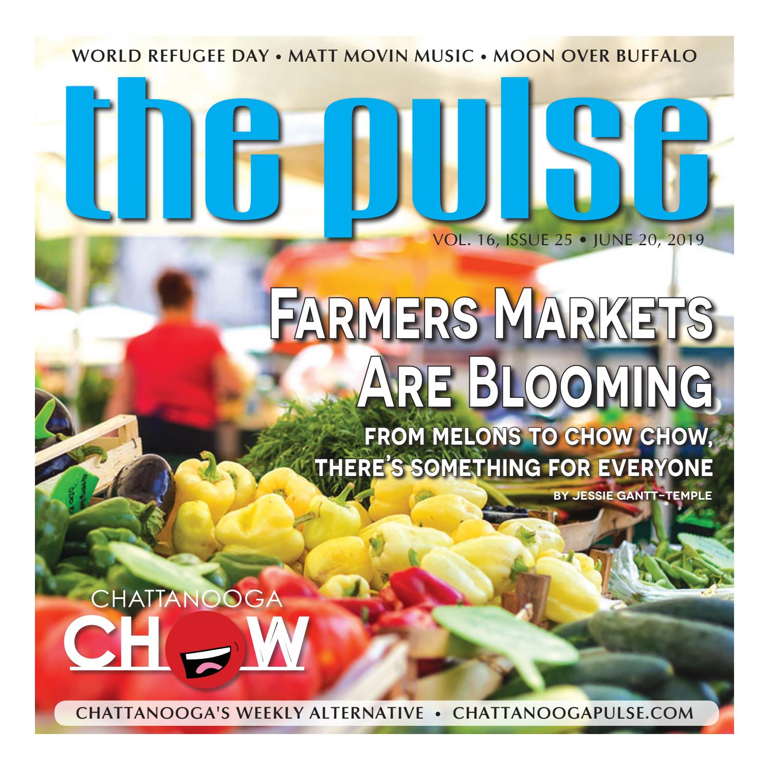 The Pulse 16 25 » June 20, 2019 by Brewer Media Group - issuu