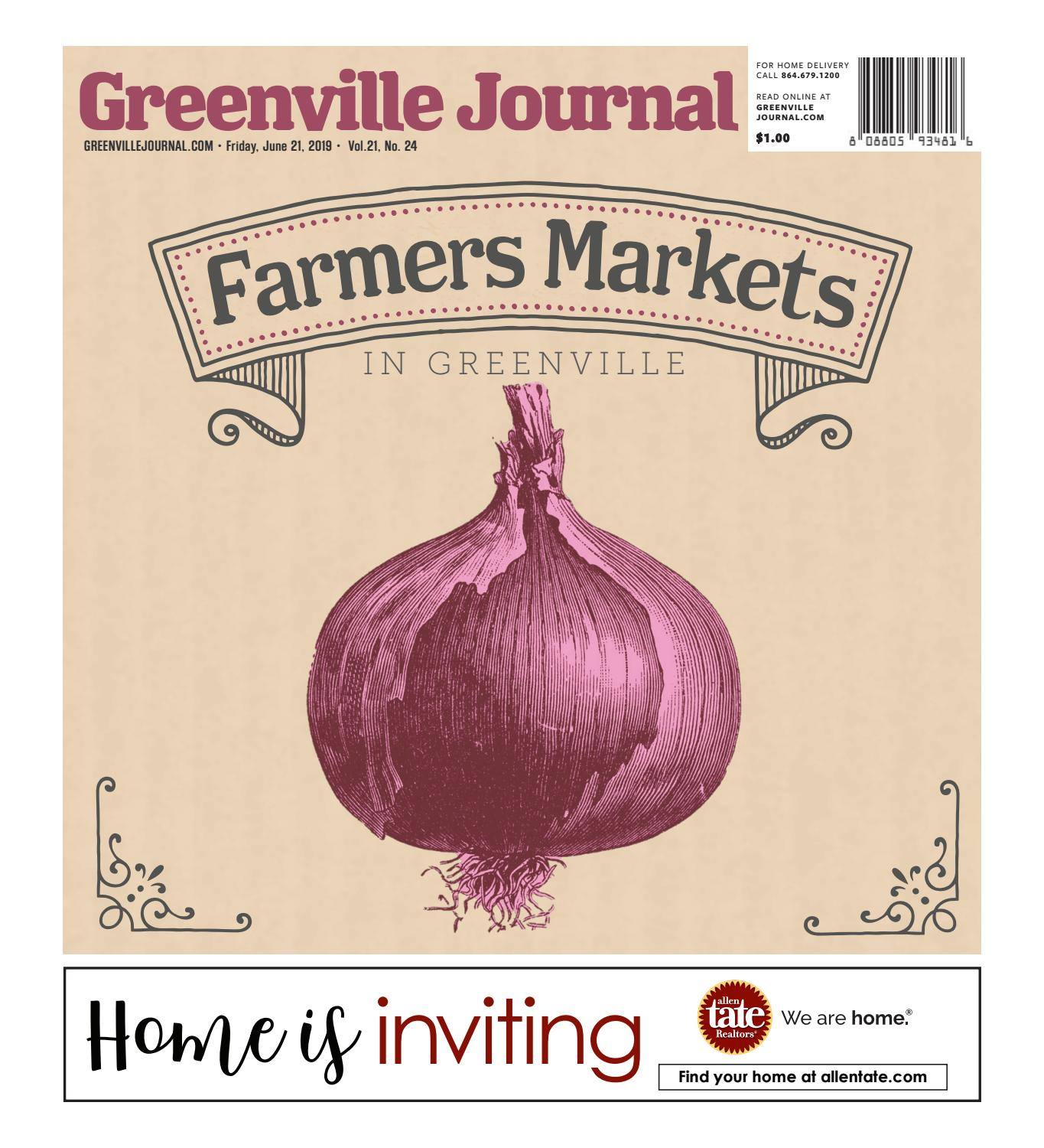 June 21, 2019 Greenville Journal by Community Journals - issuu