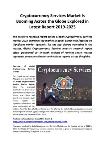 cryptocurrency market analysis 2021