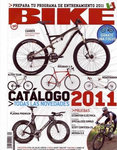7dc4af41a36 Revista Bike a Fondo Mexico No. 24 by Noel Urban - issuu