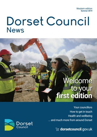 Dorset Council News Western Edition Issue 1 By