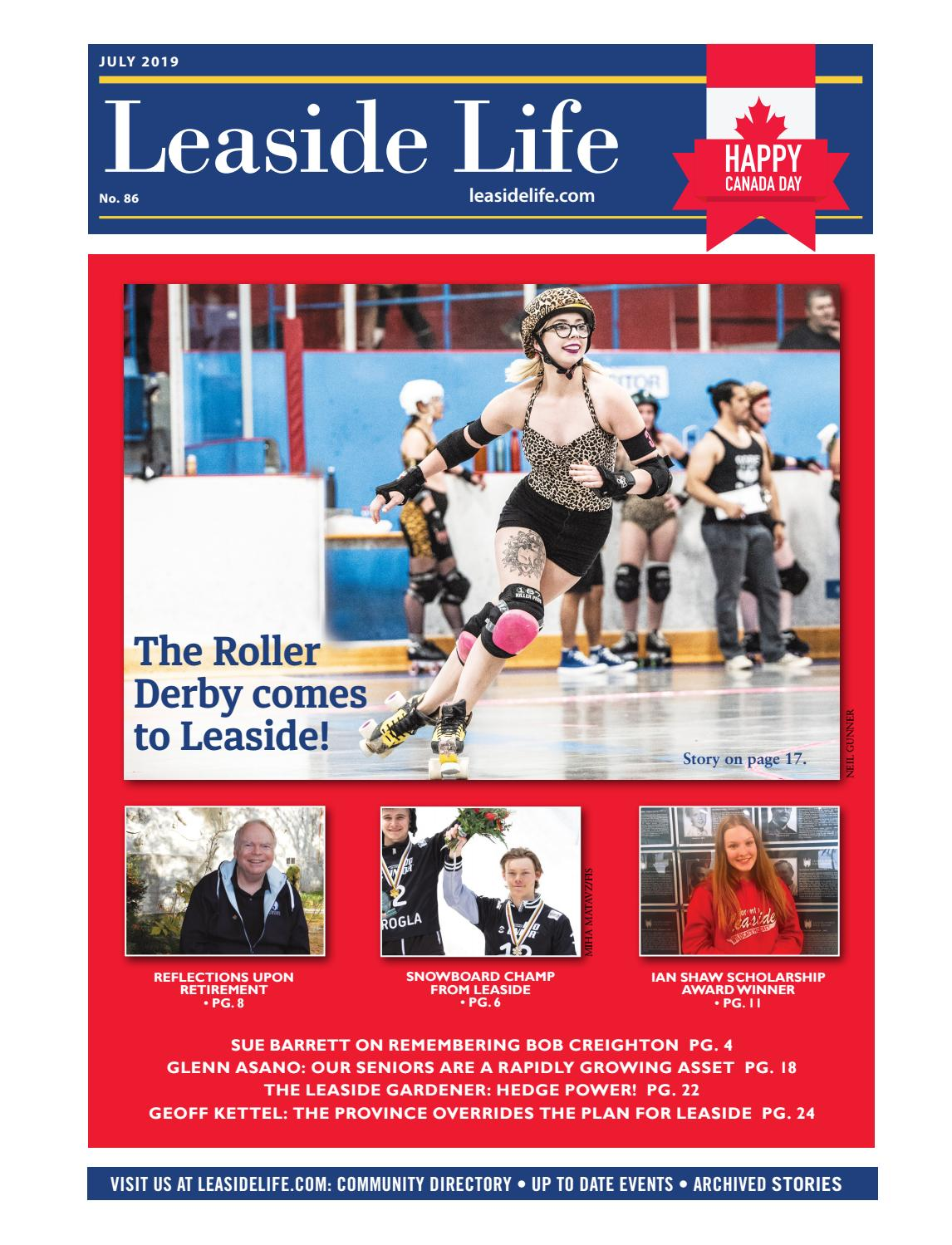 Leaside Life Issue 86 July 2019