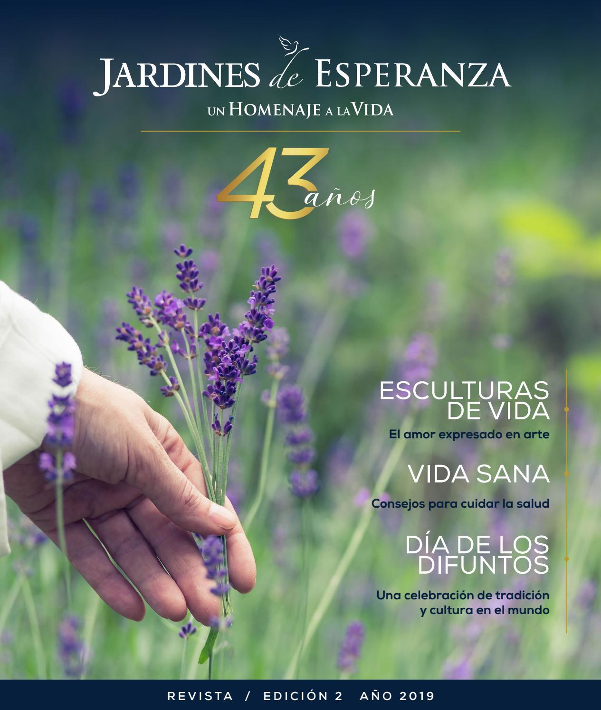 Revista Jardines De Esperanza 2019 By Jardinesdeesperanzaec