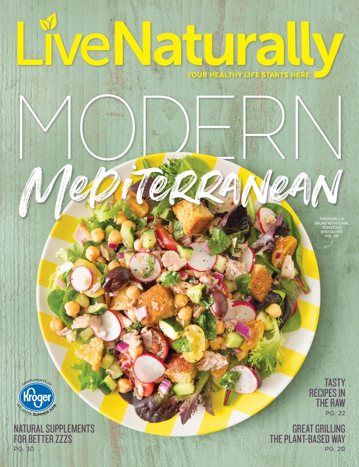 Live Naturally Kroger Atlanta Summer 2019 By Hungry Eye Media Issuu