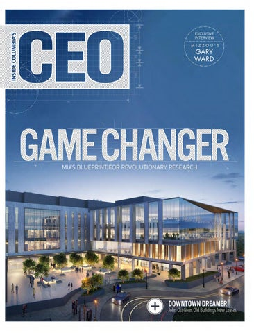 Inside Columbia's CEO Summer 2019 by Inside Columbia