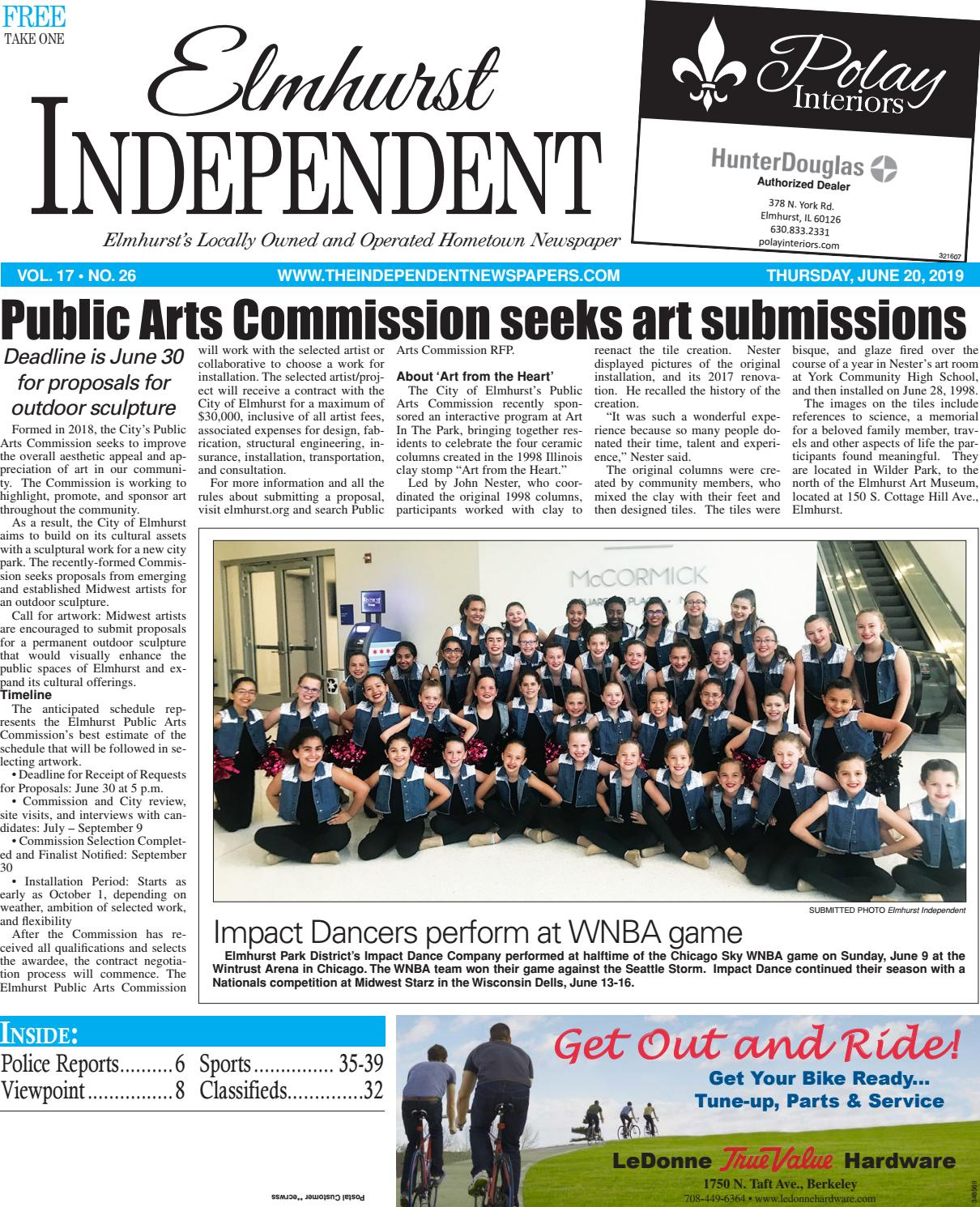 EI62019 by Southern Lakes Newspapers / Rock Valley Publishing - issuu