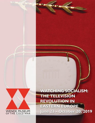 Watching Socialism: The Television Revolution in Eastern Europe by