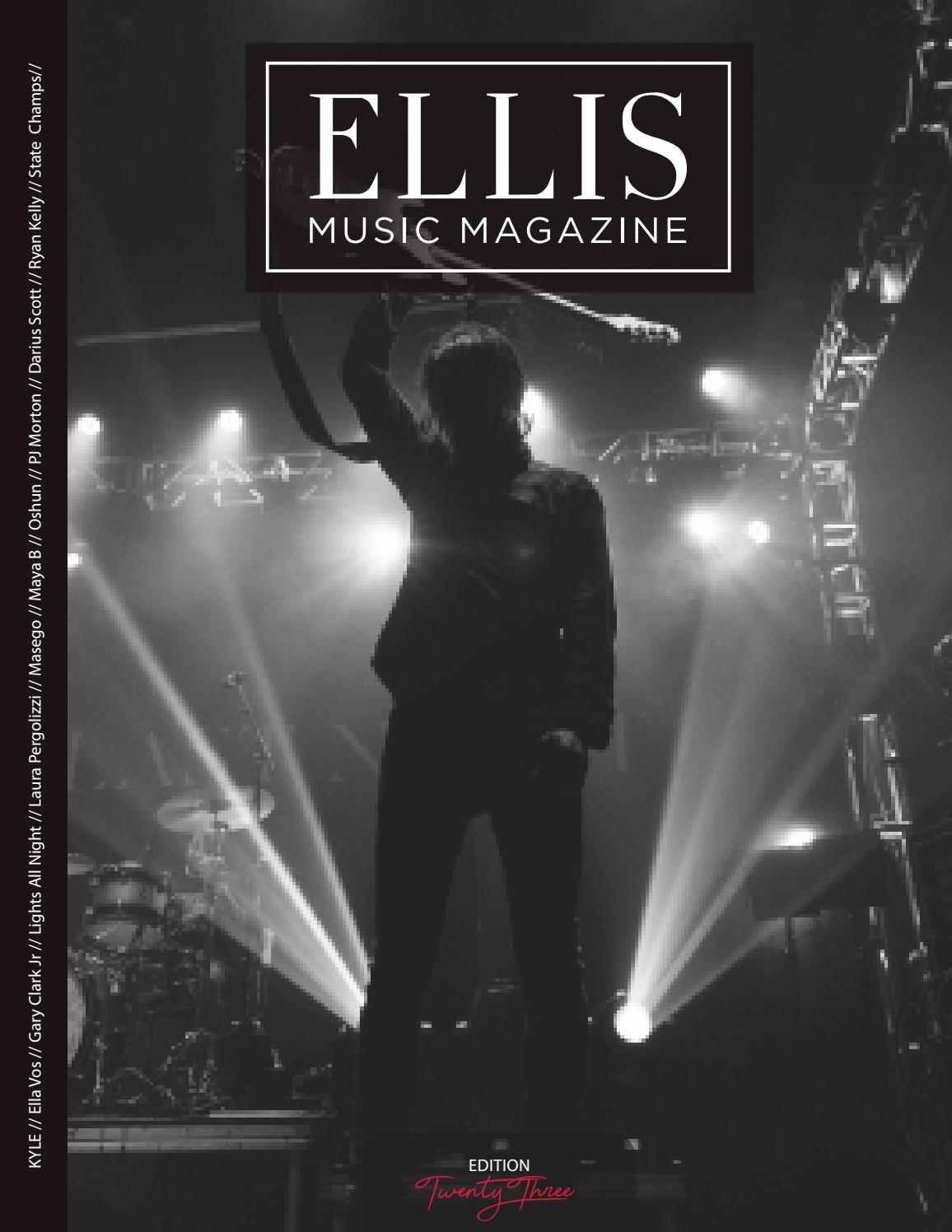 Ellis Music Magazine Issue 23 by Ellis Music Magazine - issuu