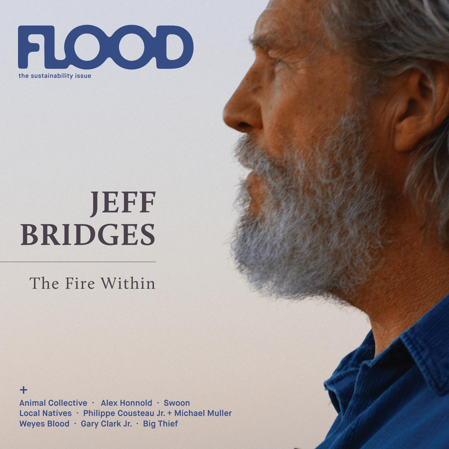 FLOOD 10 — SIDE A — Jeff Bridges Version by FLOOD Magazine