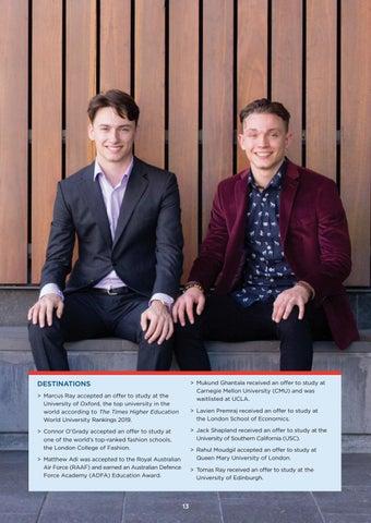 Page 13 of 2018 Brisbane Grammar School Academic Results