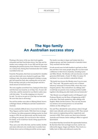 Page 16 of The Ngo family - an Australian success story