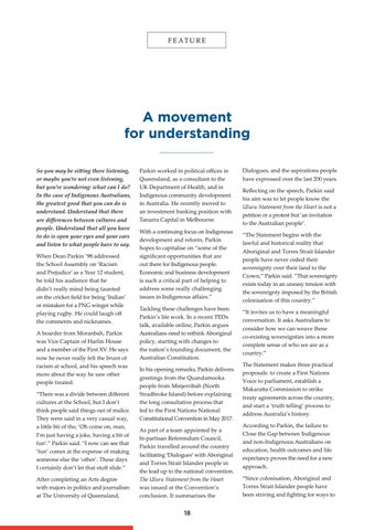 Page 18 of A movement for understanding