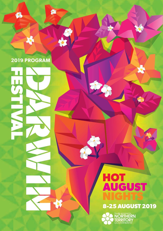 Darwin Festival 2019 Program Guide by Darwin Festival - issuu