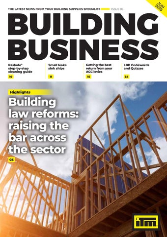 Building Business June 2019 by ITM Support Office - issuu