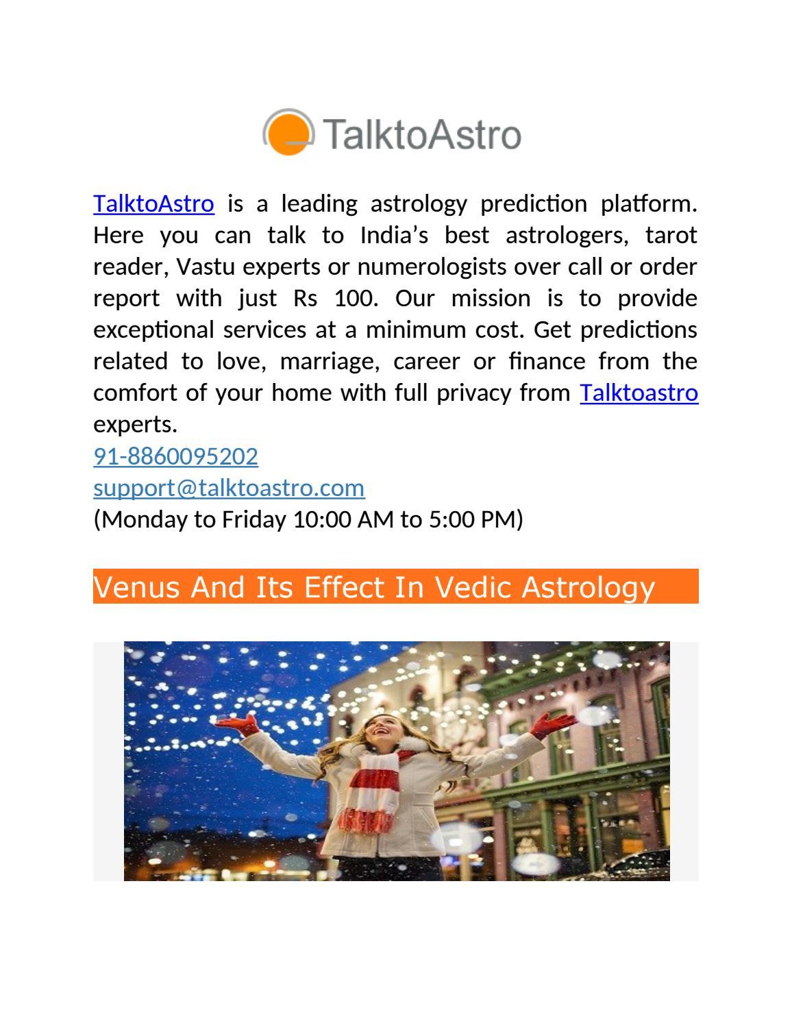 TalktoAstro by ratreechowdhury76 - issuu