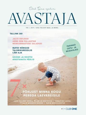 00abbd75868 Tallink Avastaja 01/2019 by Tallink Eesti - issuu