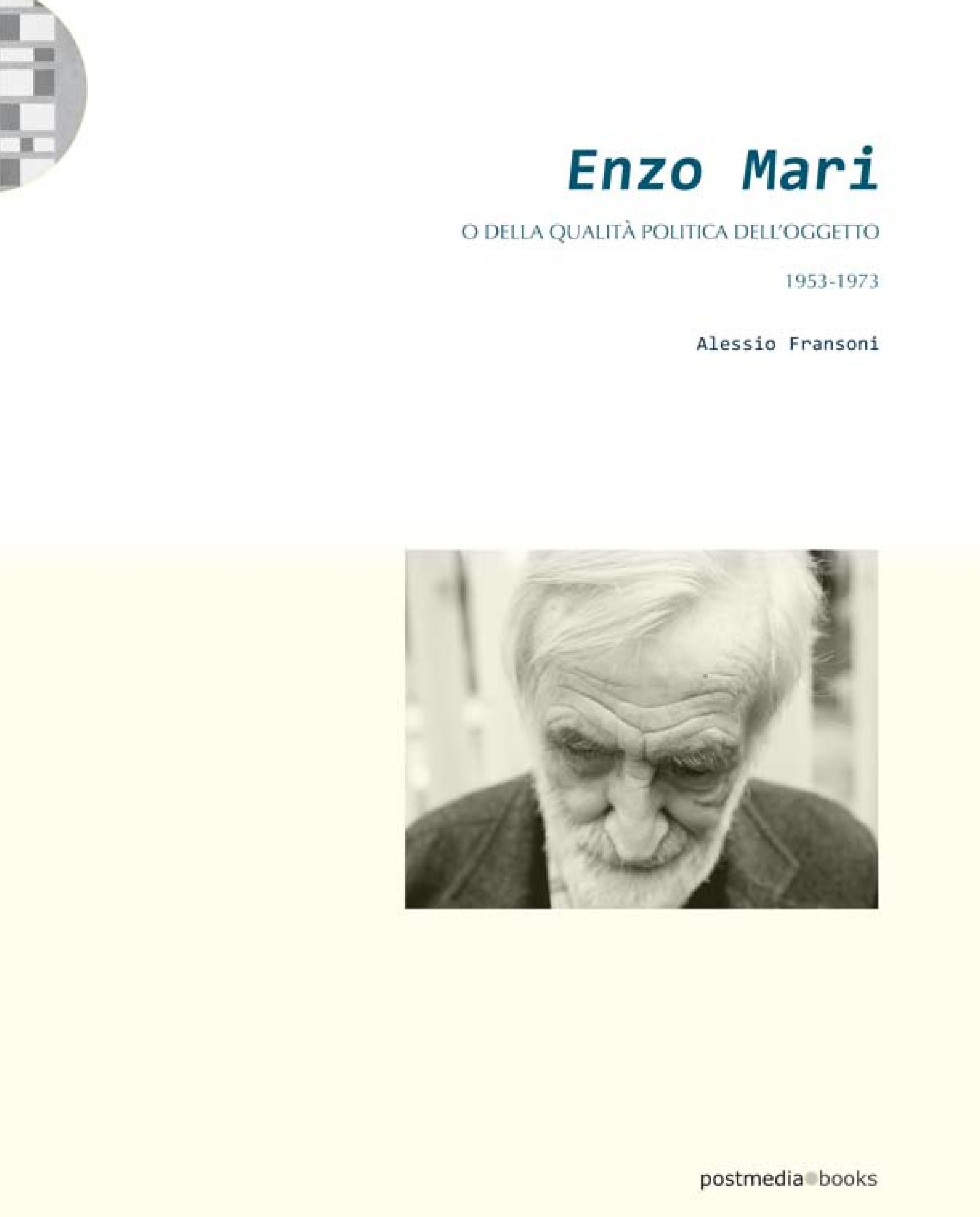 Libreria Trieste Enzo Mari enzo mari by postmedia books - issuu