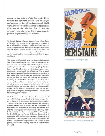 Page 13 of Focus on Style - Art Deco Posters