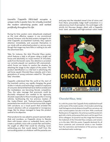 Page 29 of Focus on Designer - Leonetto Cappiello