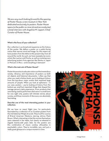 Page 9 of Poster House Opening