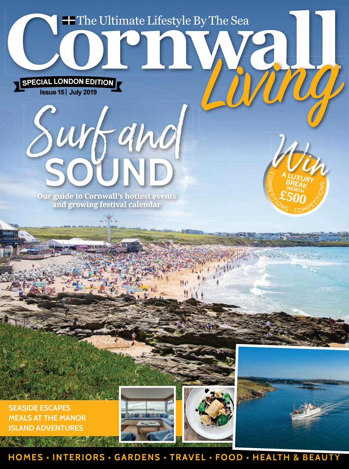 Cornwall Living London 15 by Engine House Media - issuu