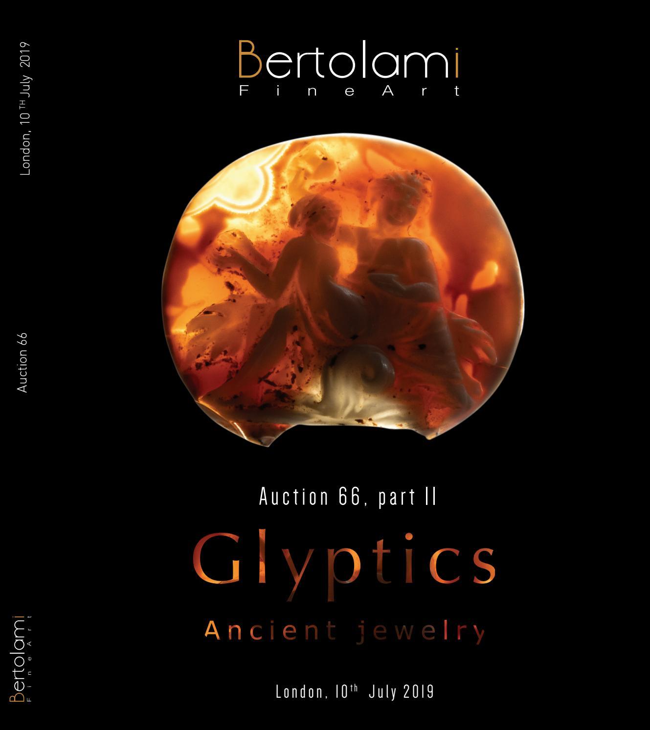 AUCTION 66 (Part II) - GLYPTICS by Bertolami Fine Art - issuu