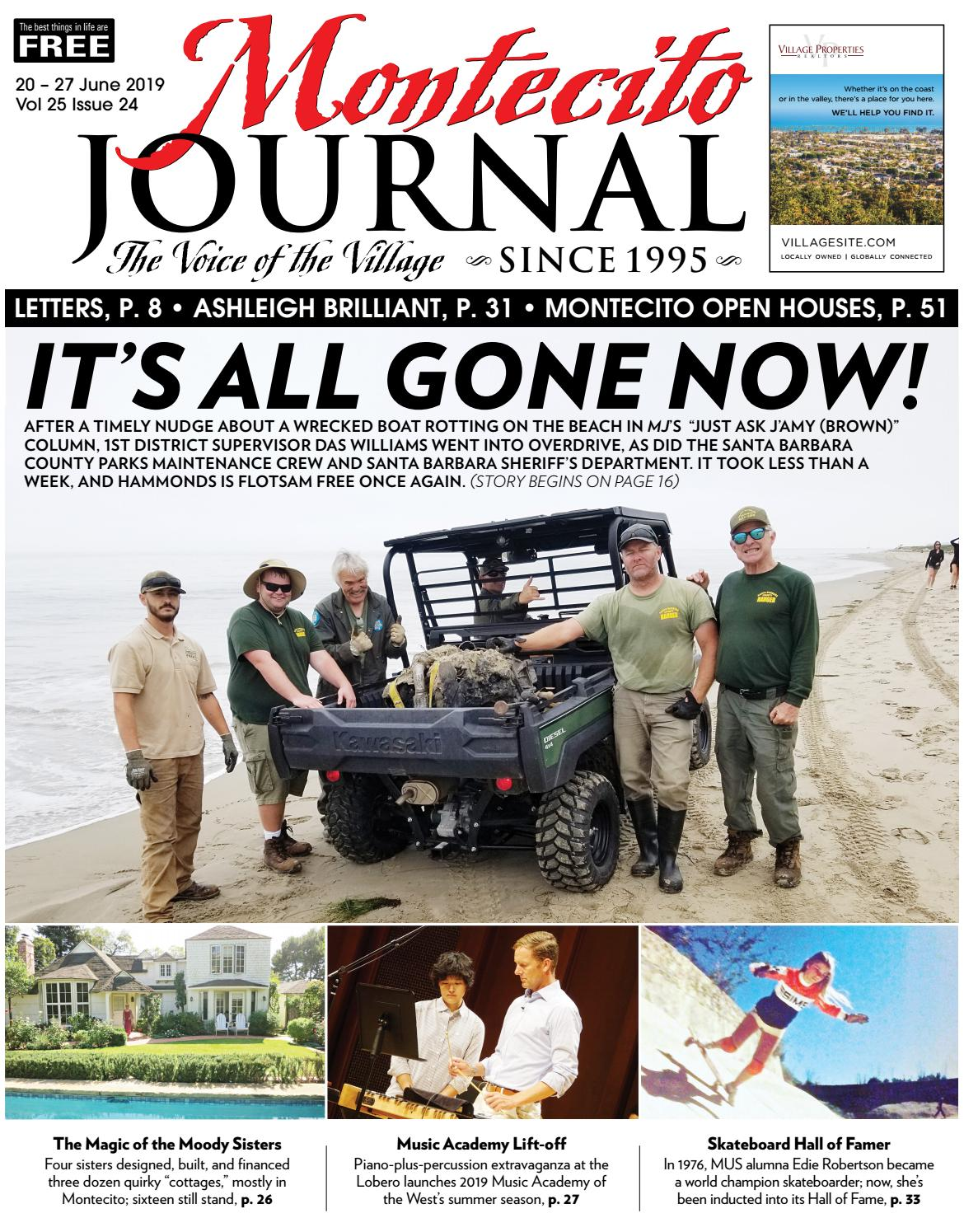 It's All Gone Now by Montecito Journal - issuu