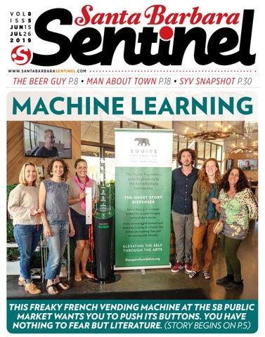 Machine Learning by Montecito Journal - issuu