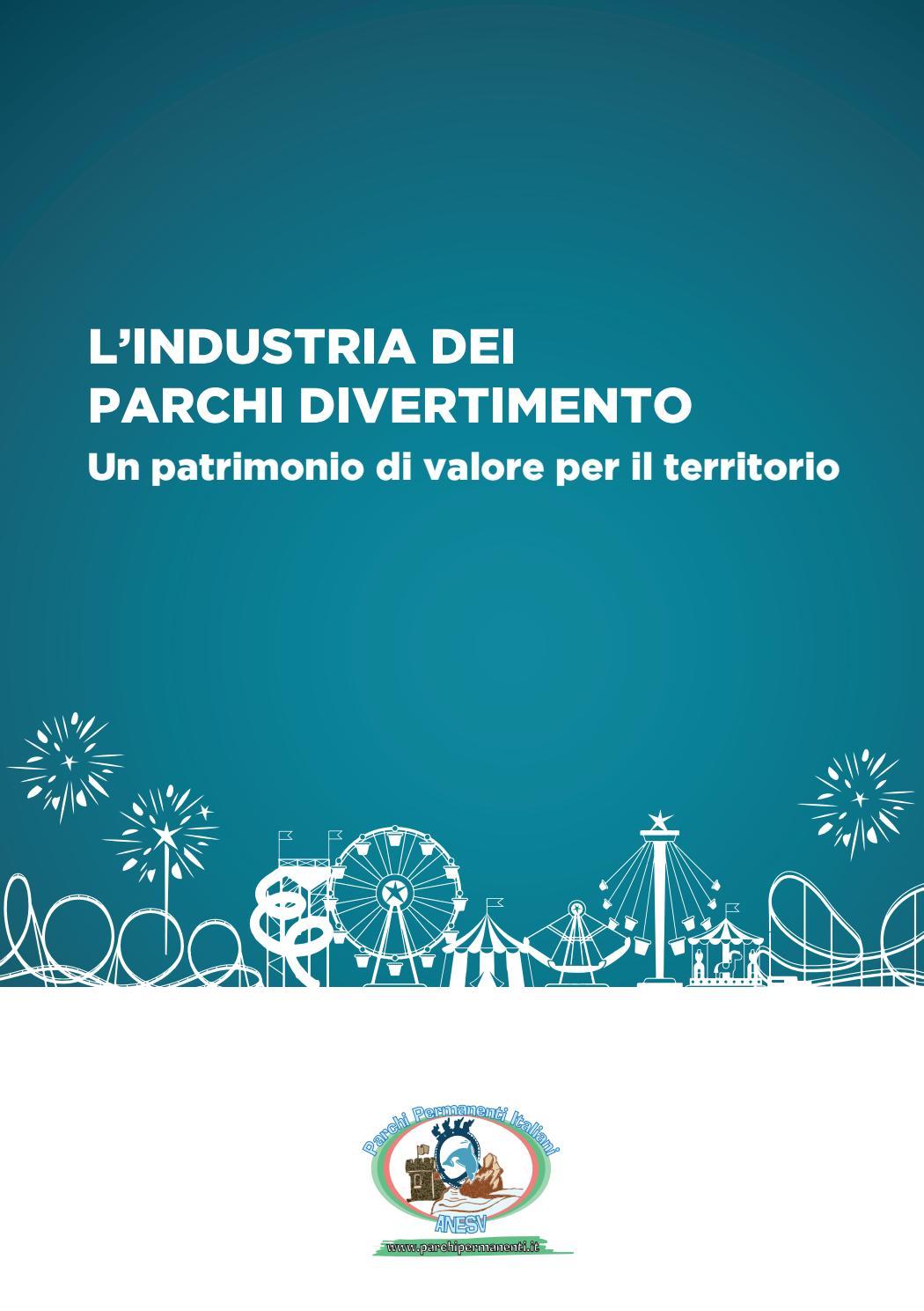 Miragica Calendario 2020.Rapporto Sull Industria Dei Parchi Divertimento Parchi