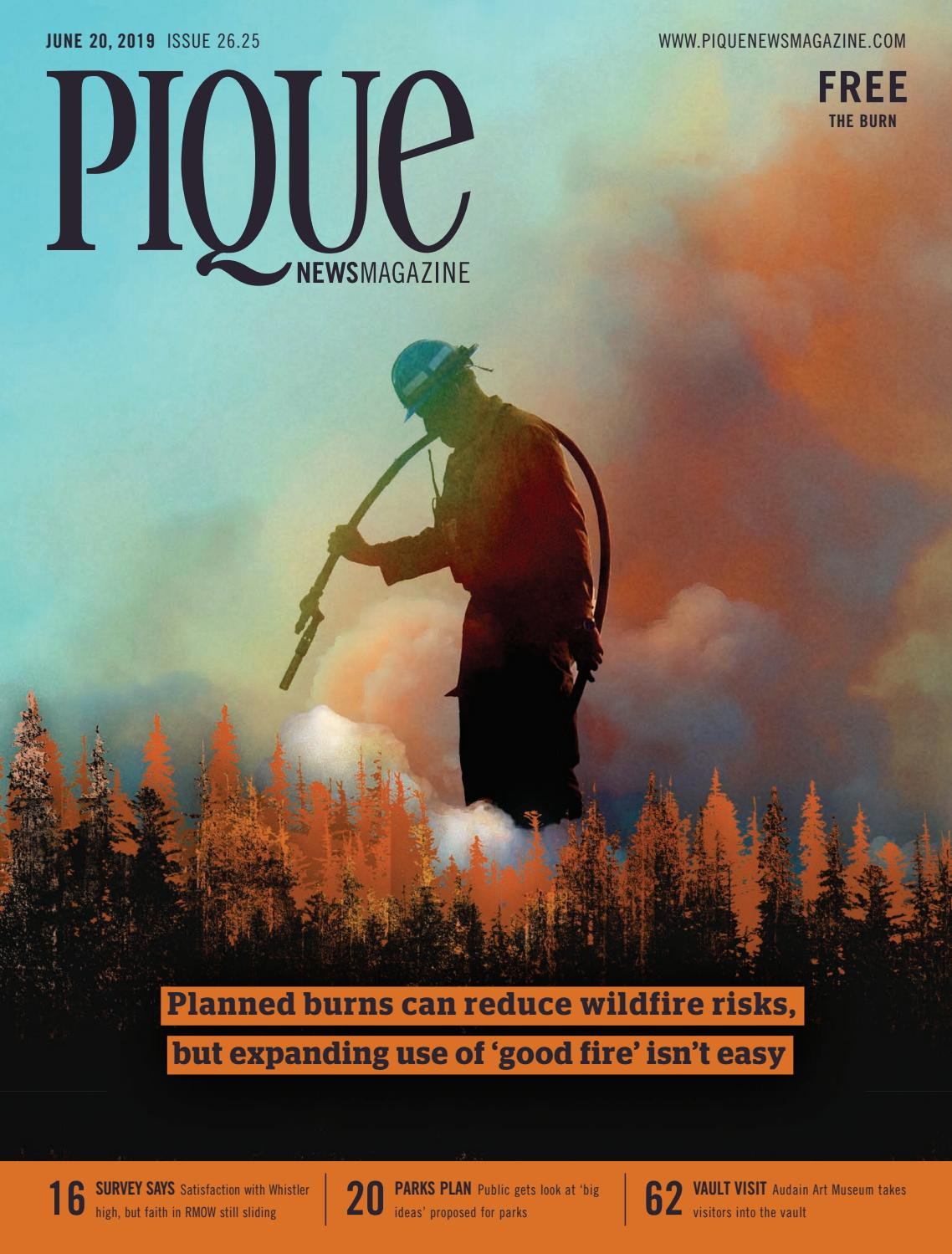 Pique Newsmagazine 2625 by Whistler Publishing - issuu