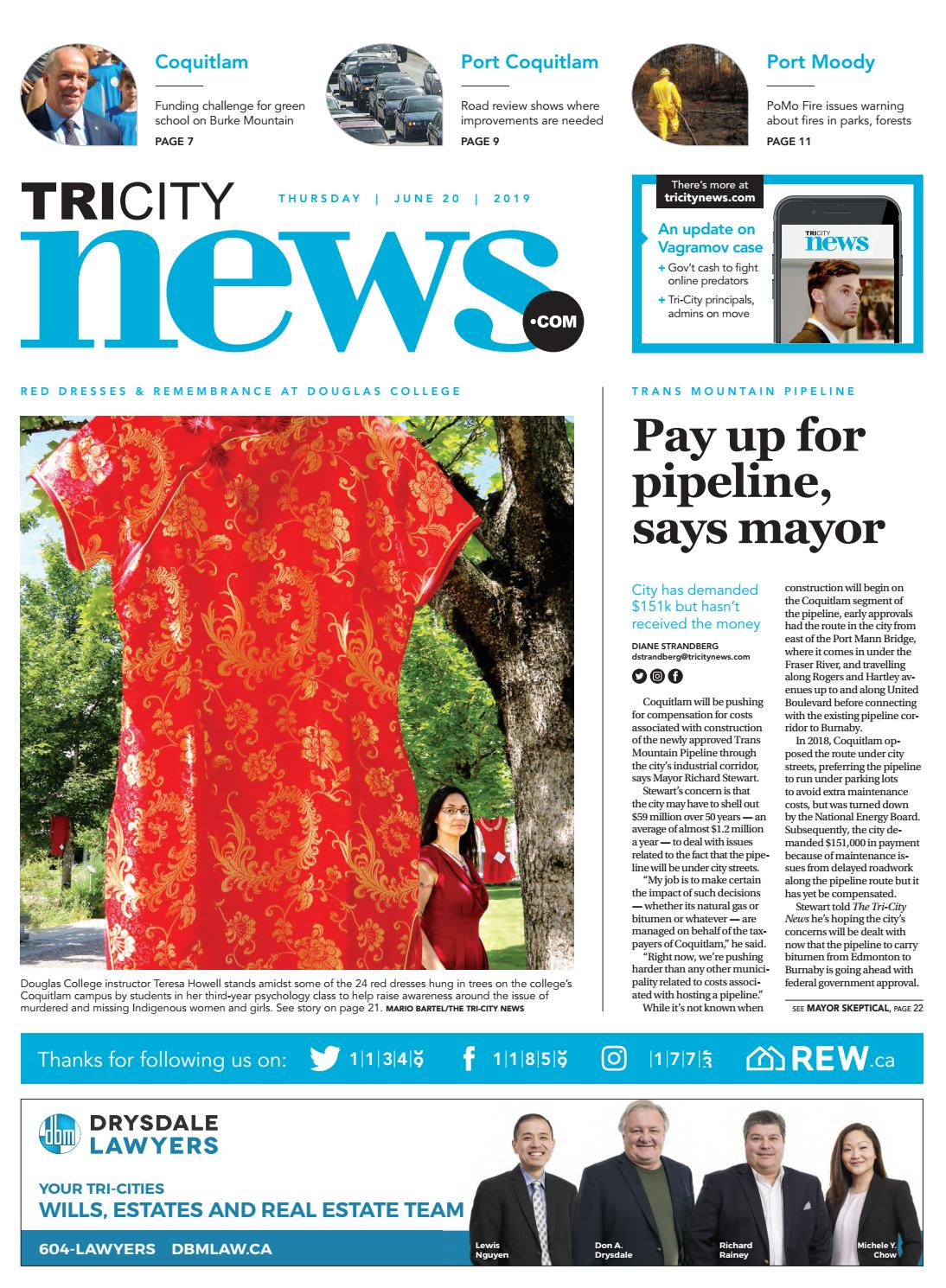 TriCity News June 20 2019 by Tri-City News - issuu