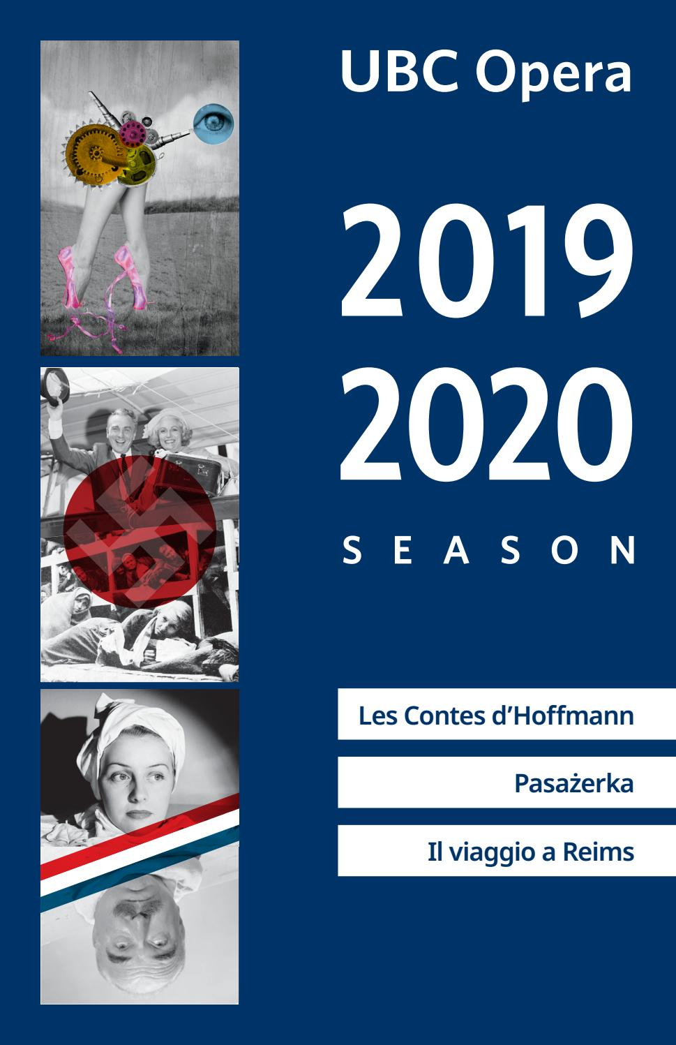 Opera In Park Saturday Night Barcarolle >> Ubc Opera 2019 2020 Season By Ubc Opera Ensemble Issuu