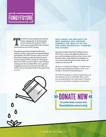Page 10 of Fund the Future