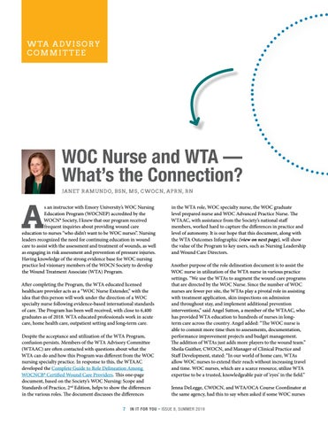 Page 7 of WOC Nurse and WTA - What's the Connection?