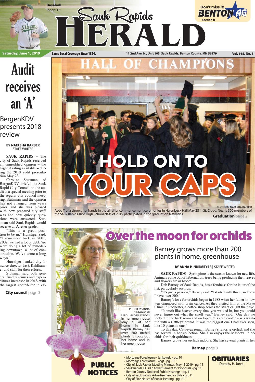 Sauk Rapids Herald - June 1 edition by Star Publications - issuu