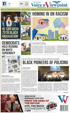 Vol  59 No  25 Thursday, June 20, 2019 by SD Voice & Viewpoint - issuu
