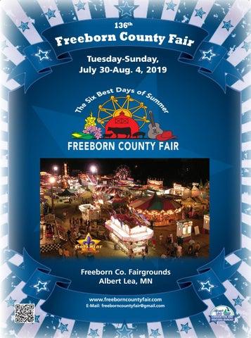 2019 Freeborn Co Fair Guide By Freeborn County Shopper Issuu