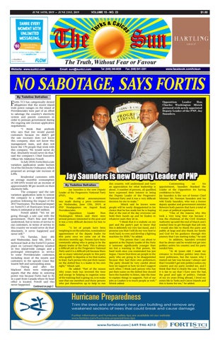 VOLUME 15 ISSUE 23 by The SUN Newspaper - issuu