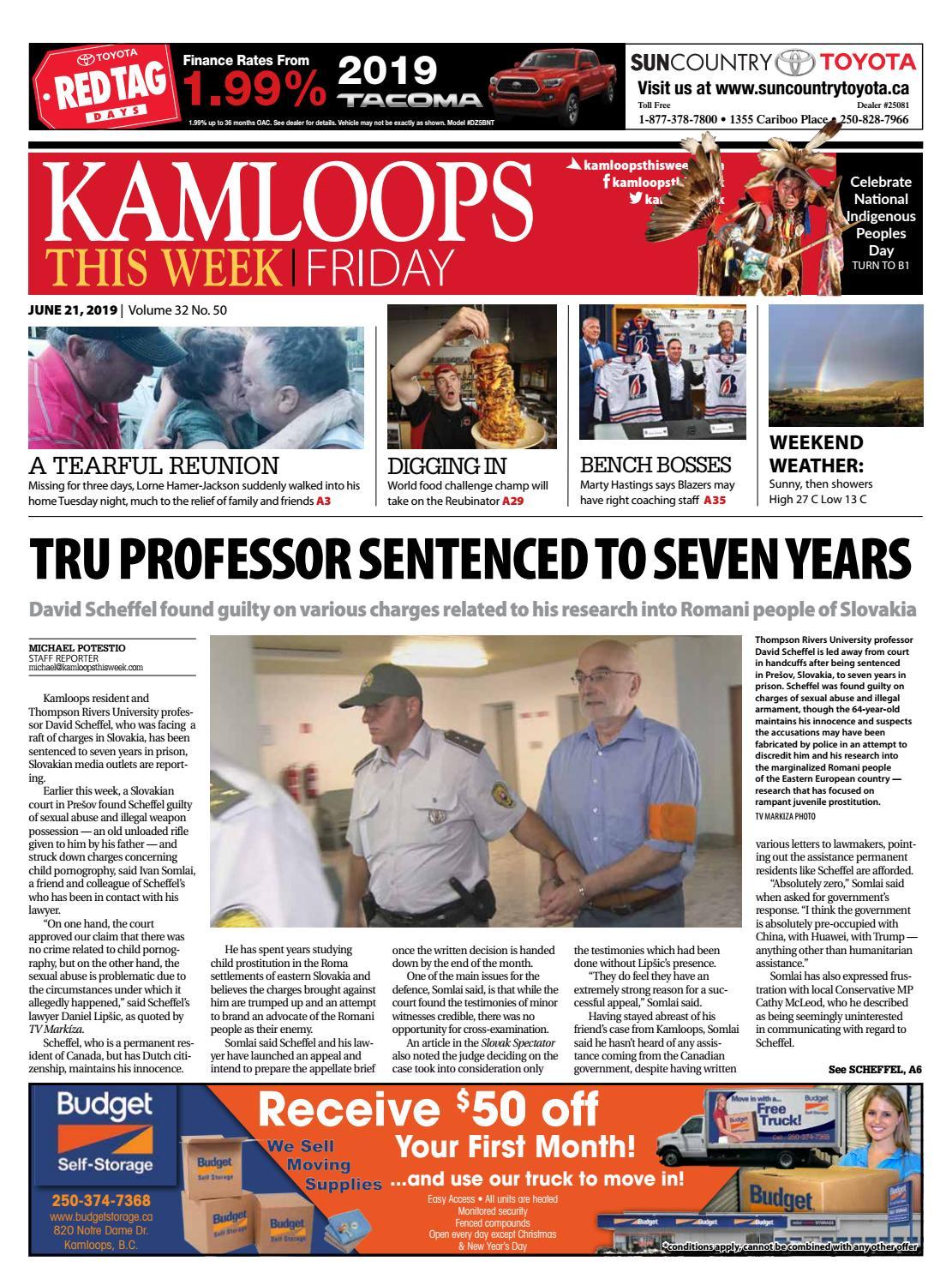 Kamloops This Week June 21, 2019 by KamloopsThisWeek - issuu