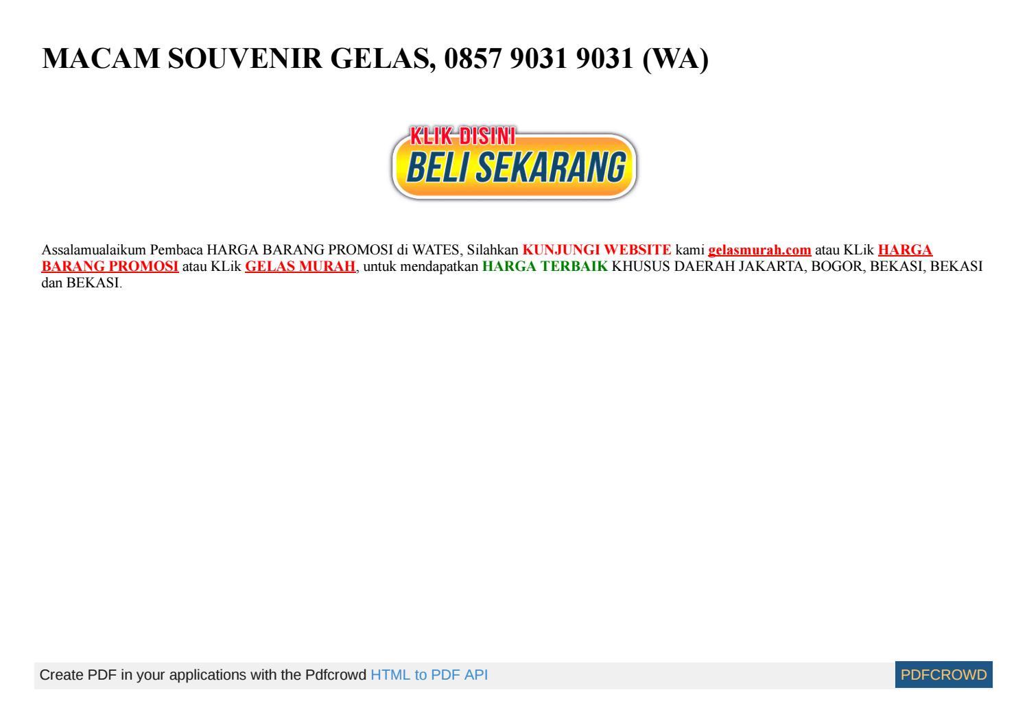 Jual Gelas Kaca Unik Surabaya Wa 0812 9038 9038 By Charity