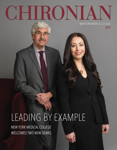 Chironian Magazine 2019 by New York Medical College - issuu