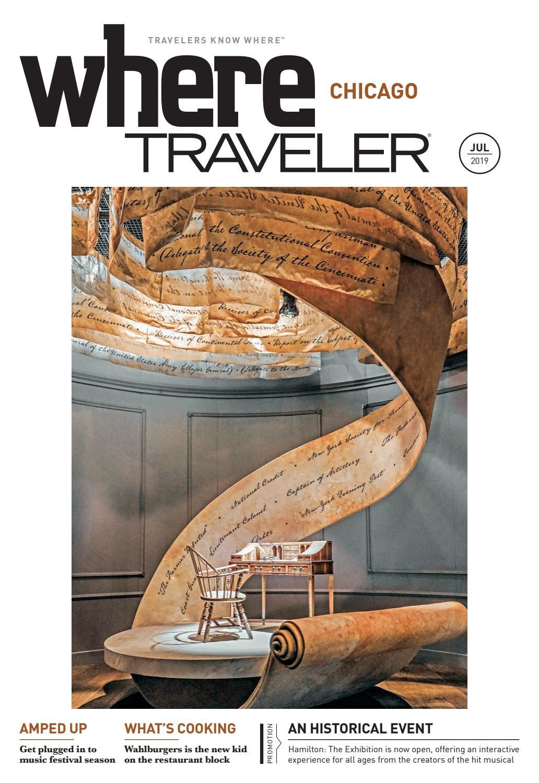 WhereTraveler Chicago — July 2019 by Where Chicago - issuu