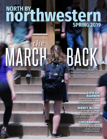 North by Northwestern Spring 2019