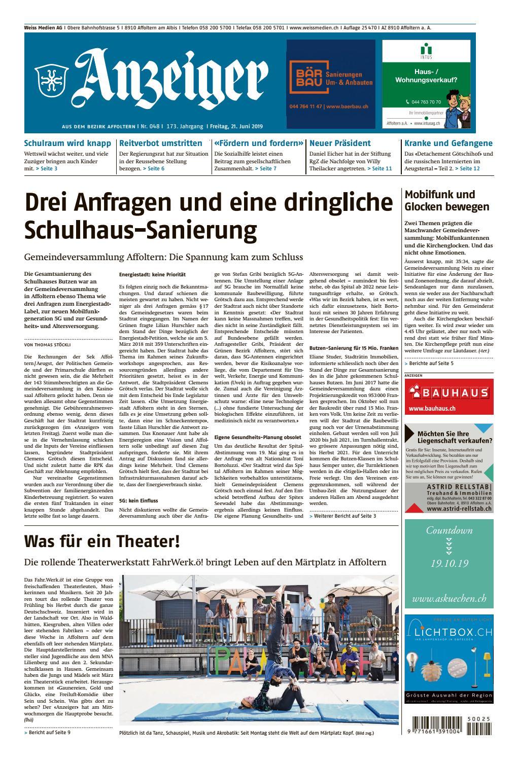 Schuler Holzbau AG - mxmbers.com