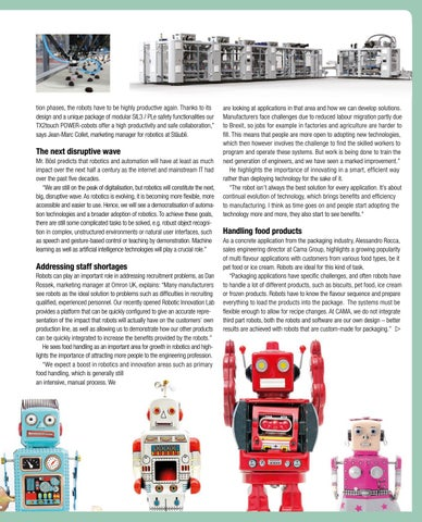 Page 31 of Robotics – from science fiction to reality